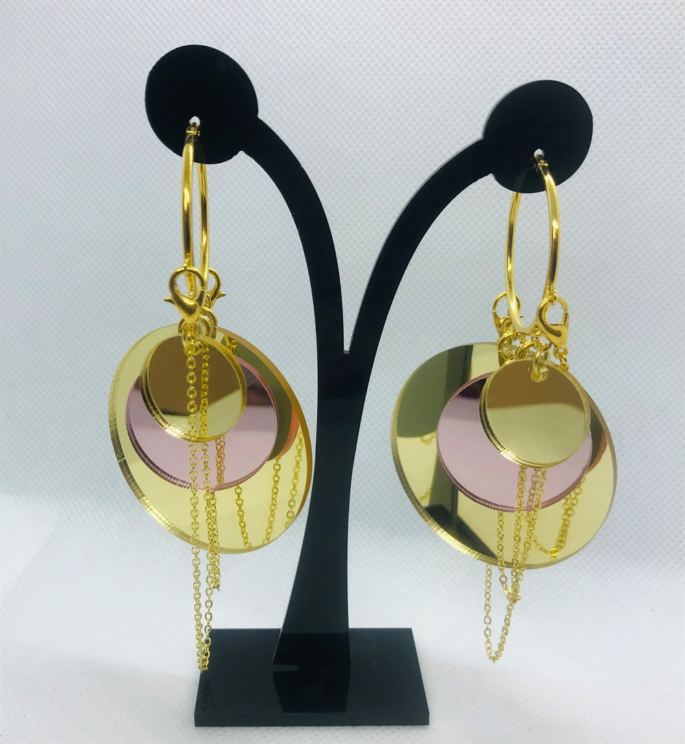 PENDULUM LIMITED COLL - plexicircle - gold